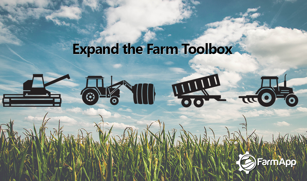 farmapp blog expand the farm toolbox